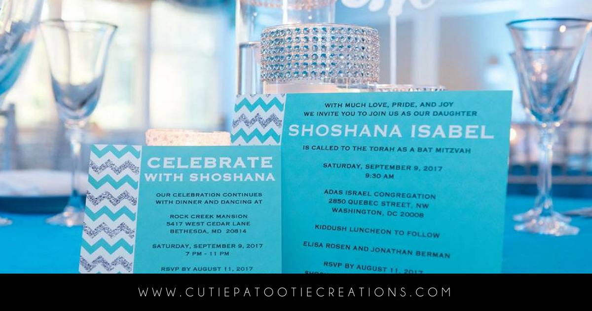 What you need to know when ordering mitzvah invitations online