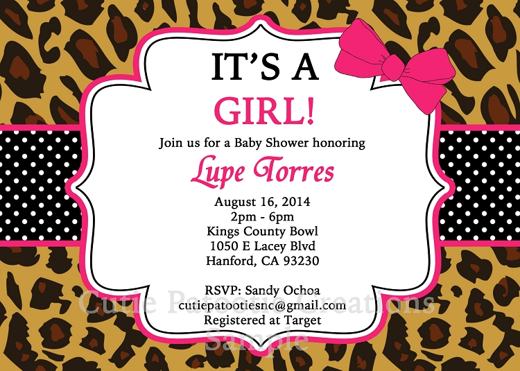 Personalized Baby Shower Invitations For Boys Girls And Twins