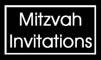 MITZVAH INVITATIONS