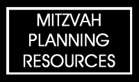 MITZVAH PLANNING RESOURCES