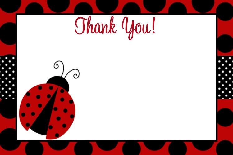 chalkboard ladybug birthday invitations, Birthday invitations