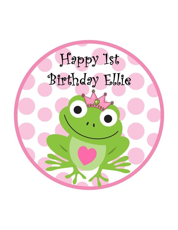 Princess frog birthday party invitations princess frog birthday invitation printable party invite filmwisefo