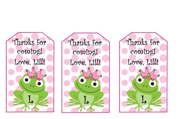 Princess frog birthday party invitations addthis sharing sidebar filmwisefo