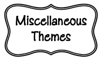 Miscellaneous Themes