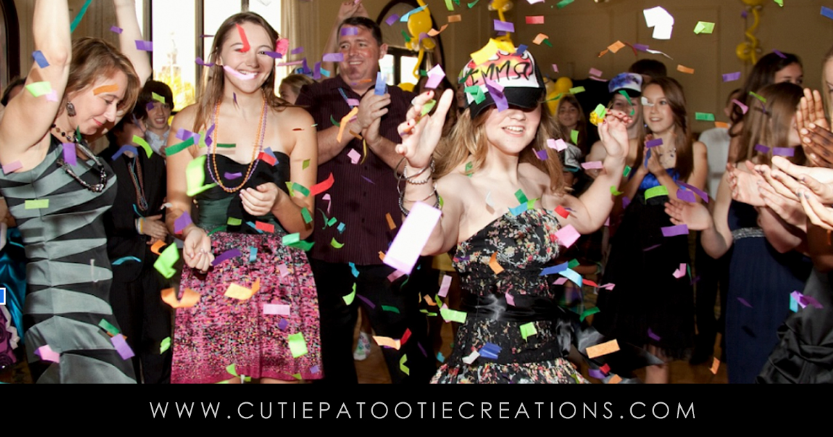 When planning your Mitzvah do you need to have a theme?