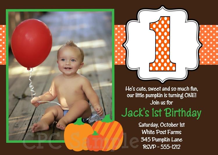 pumpkin birthday invitations halloween party invitations