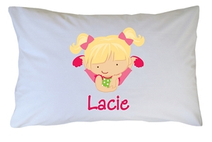 Personalized Pajamas Pillow Case for Kids, Adults and Toddler
