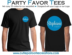Personalized T-Shirt with your Logo - Low Minimums - CALL FOR PRICING