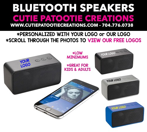 Wireless Bluetooth Speaker Bar and Bat Mitzvah Party Favors