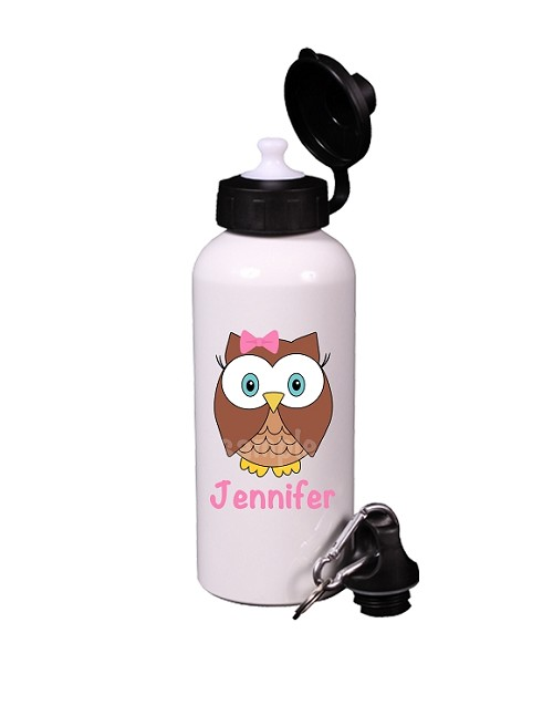 Owl Water Bottle