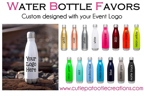 17oz h2go Stainless Steel Force Bottle Personalized with your Logo - MINIMUM 75